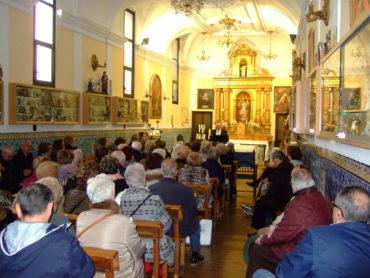 Pregón de la Semana Santa de Valladolid en Madrid