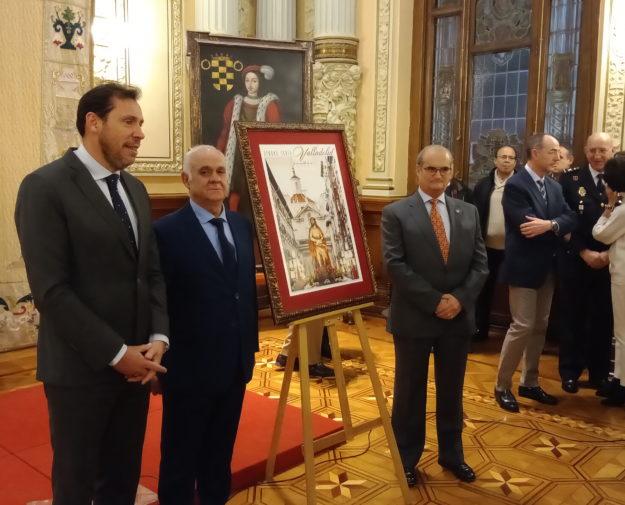 Presentación Cartel Semana Santa Valladolid 2020