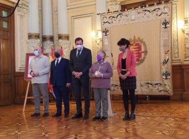 Presentación Cartel Semana Santa Valladolid 2021